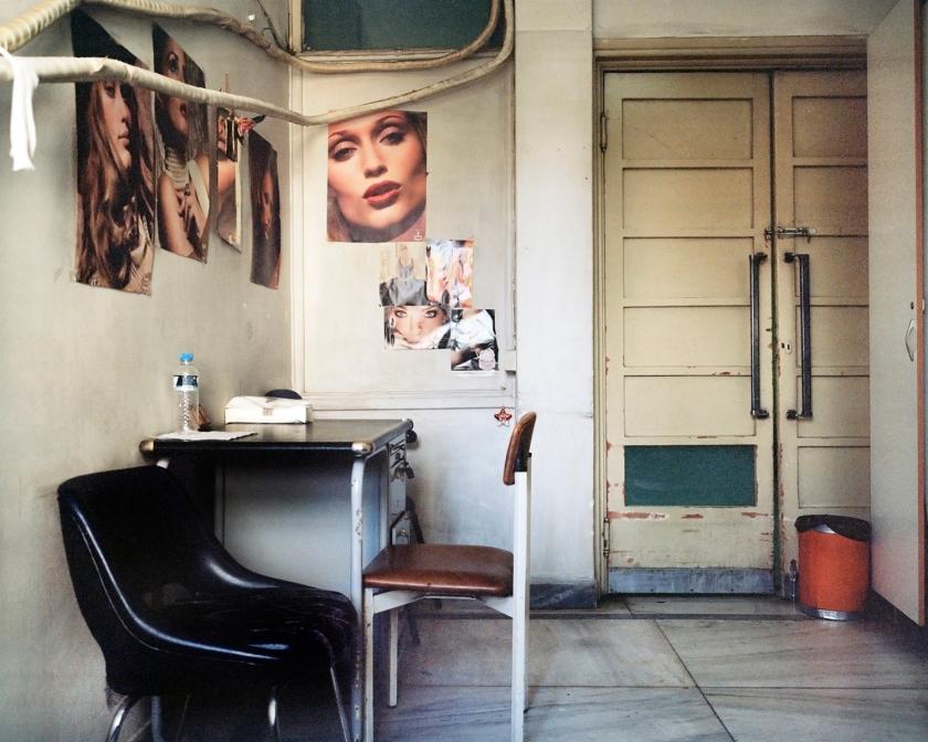 Το δωμάτιο της καθαρίστριας σε δημόσιο νοσοκομείο