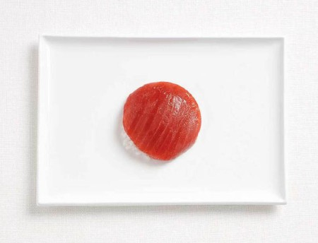 japan-flag-made-from-food