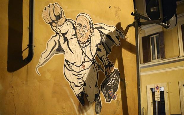 O Σούπερ-Πάπας