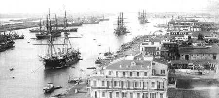 PortSaid_Canal_1880