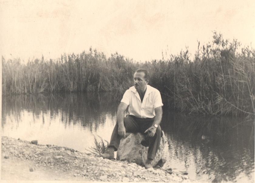 Τάκης Σινόπουλος 1953