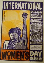 Lenthall-Rd-workshop-International-Womens-Day-poster