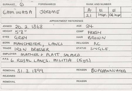 police-record