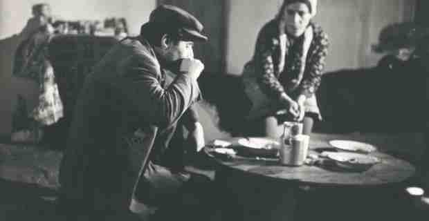 Σκηνή από την Αναπαράσταση, 1970