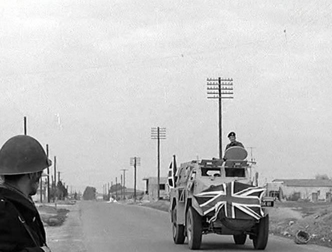 (20) 1963 Ferret Patrol