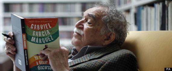 Mexico Garcia Marquez