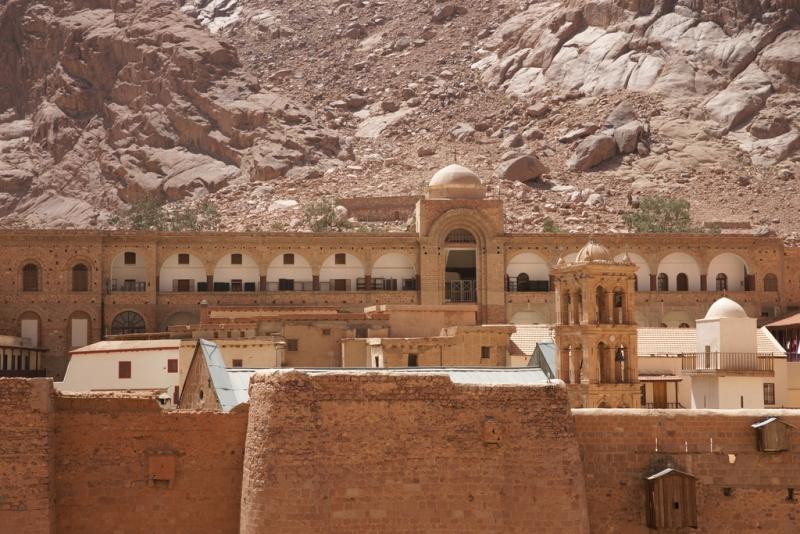 St Catherines Monastery Sinai Egypt