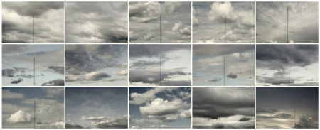 Walterio Iraheta composición antenas