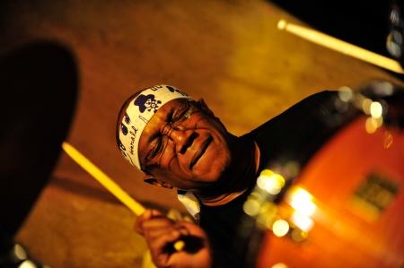 Billy Cobham - Festival da Jazz- Live at Dracula in St.Moritz