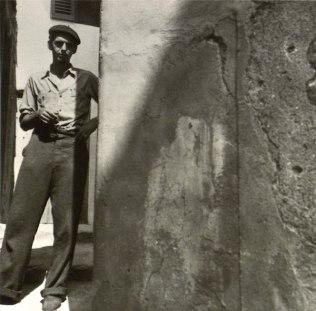 Ο Ρόμπερτ Κρίλι στη Μαγιόρκα (1953)
