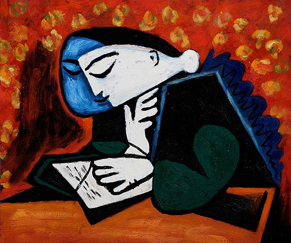 pablo-picasso-girl-reading