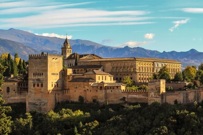 Alhambra, Γρανάδα