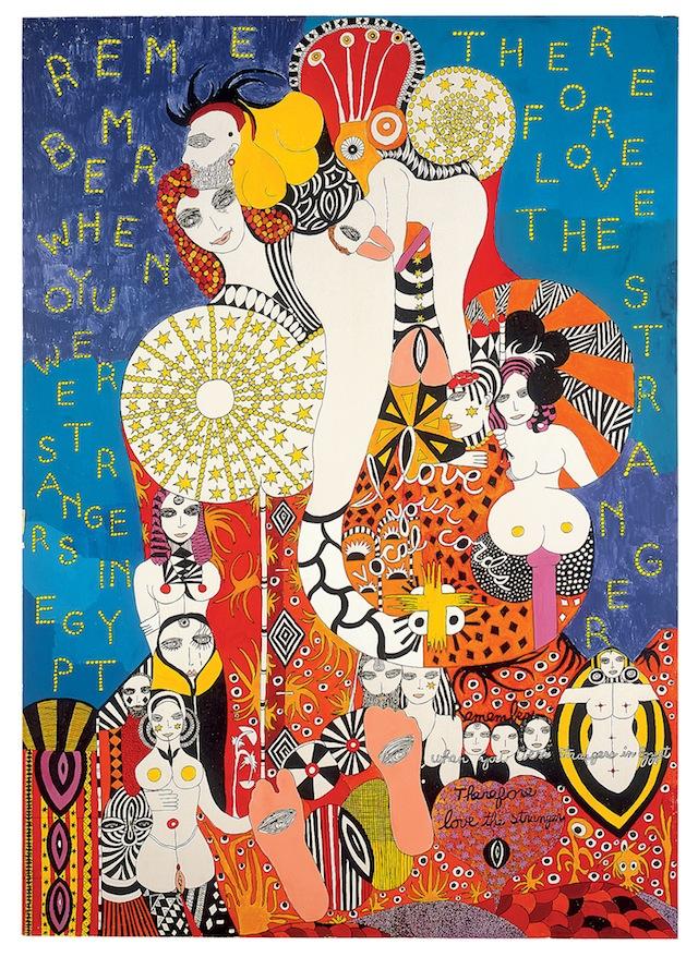 BG_Dorothy-Iannone_Love_the_stranger