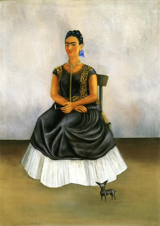 frieda-kahlo-dog