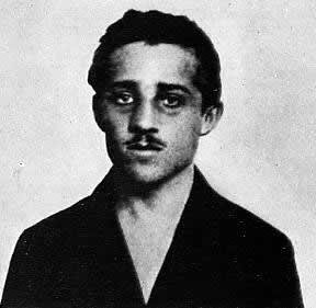 Ο Gavrilo Princip