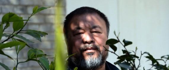 CHINA-GERMANY-ART-POLITICS-RIGHTS