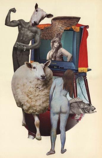Αποτέλεσμα εικόνας για art kolaz erotica