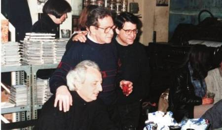Παναγιώτης Κονδύλης, Σπύρος Τσακνιάς, Αιμίλιος Καλιακάτσος, 1997