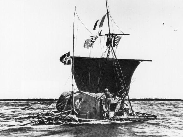 Kon Tiki Raft