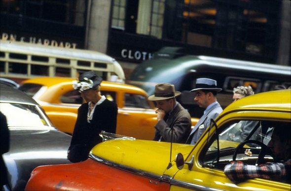 New York Photos From The 1960′s (1)