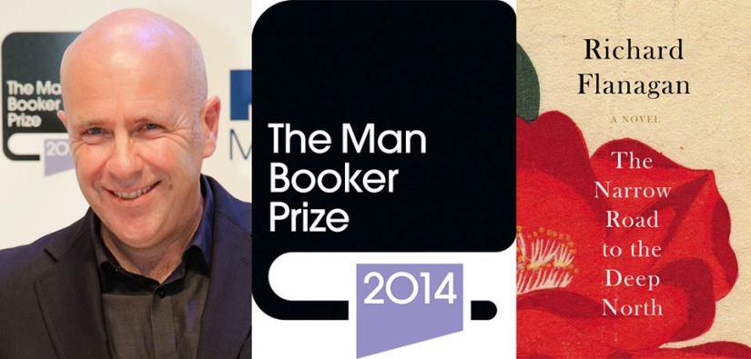 Στον Richard Flanagan το Man Booker2014