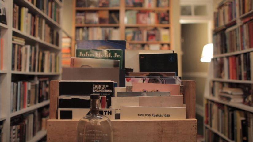 Το κρυφό βιβλιοπωλείο