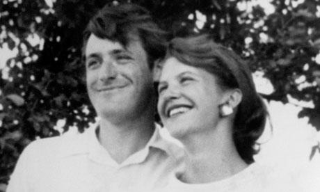 Plath-Ted-Hughes