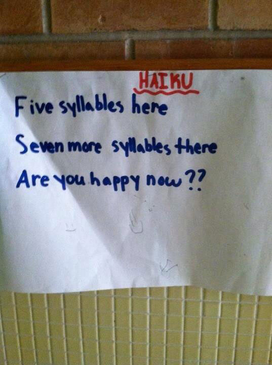 student-writes-funny-haiku-for-class