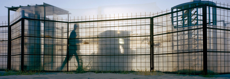 Gush Katif , Γάζα, 2005