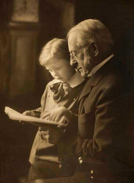 charles-w-eliot-with-grandson