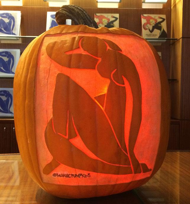 Matisse_pumpkin