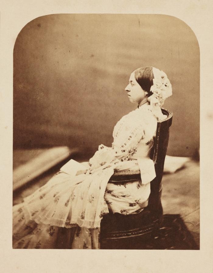 Η βασίλισσα Βικτώρια, c.1856, Ρότζερ Φέντον.