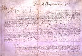 Η Αναφορά Δικαίου που εστάλη στον βασιλιά Κάρολο Α΄
