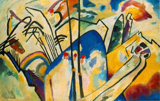 German-Expressionism-Wassily-Kandinsky