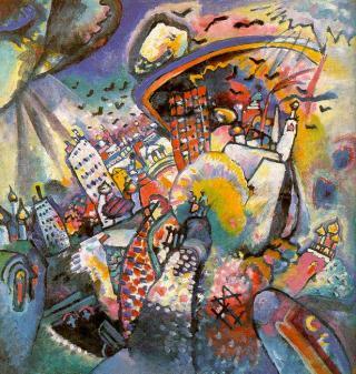 Kandinsky-Paintings