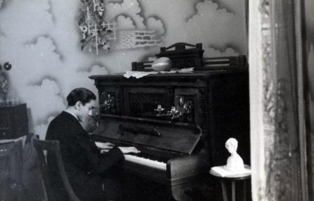 Ο Κωνσταντίνος Σιδηρόπουλος