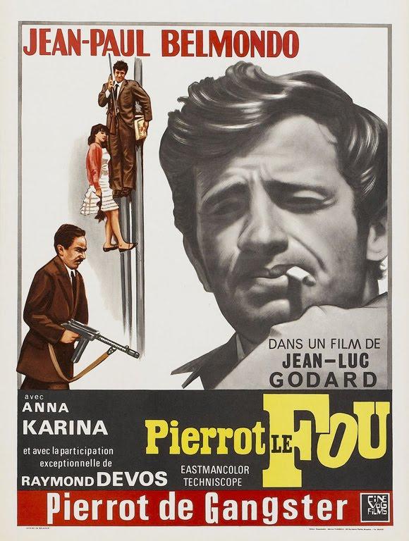 Pierrot_le_Fou_belgian_poster