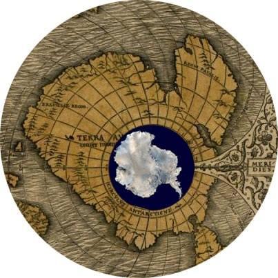 Η υποθετική Terra Australis (και η πραγματική Ανταρκτική)