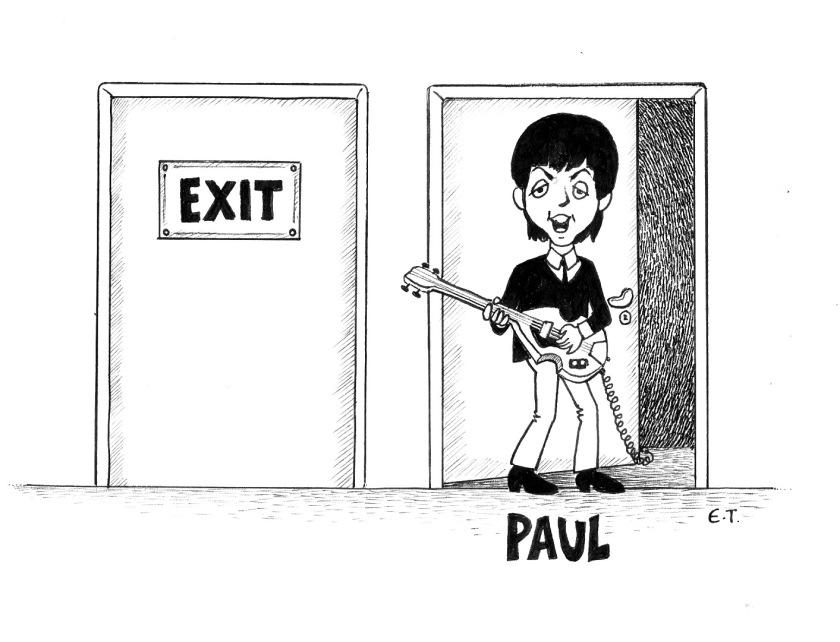 EXIT PAUL