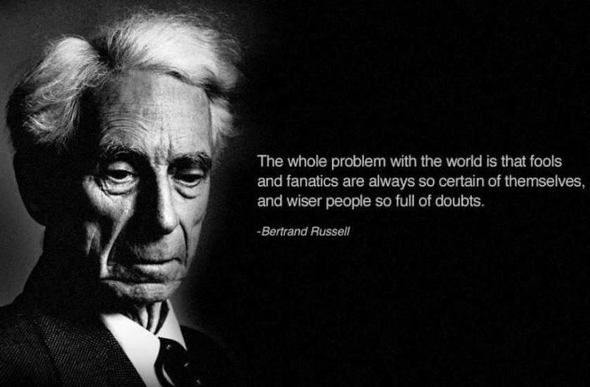 Bertrand-Russell-Dunning-Kruger-effect