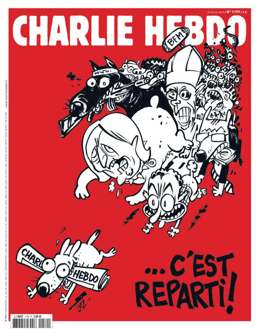 FRANCE-ATTACKS-CHARLIE-HEBDO-NEWSPAPER-FILES