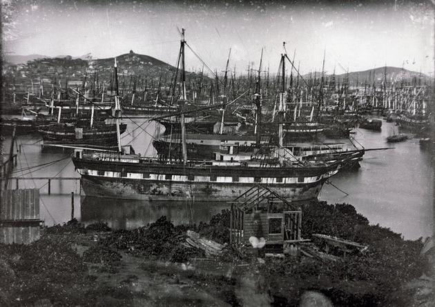 historical-photos-pt9-abandoned-ships-san-francisco-goldrush-1850