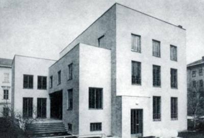 Το μοντερνιστικό σπίτι της Γκρετλ στη Βιέννη