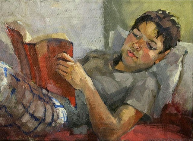 Andreeva, Natalia - Summer reading, 2011