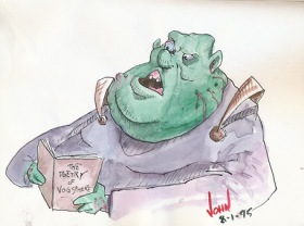 vogon-highschool John Martz