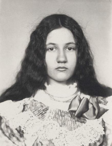 Zola Portrait of Denise 2