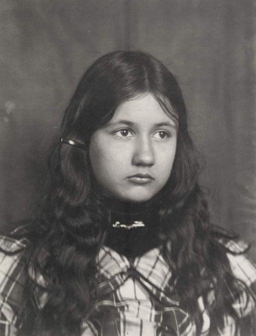 Zola- portrait of Denise