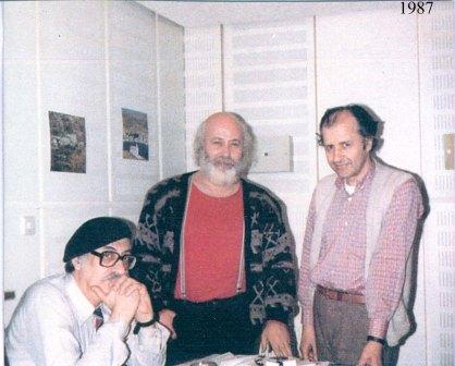 Αναγνωστάκης, Χουλιαράς, Ζεβελάκης (1987)