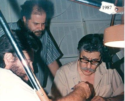 Δόλγερας, Αναγνωστάκης (1987)