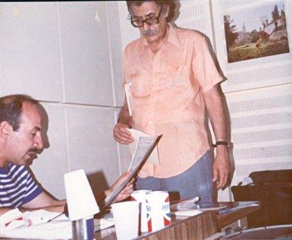 Νιάρχος, Αναγνωστάκης (1987)